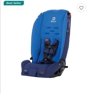 Diono Radian 3R 3 in 1 car seats to booster seats